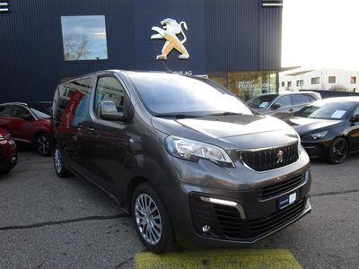 gebraucht Peugeot Traveller Standard 2.0 BlueHDi