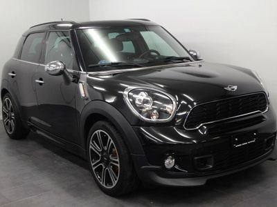 gebraucht Mini John Cooper Works Countryman Cooper Works ALL4 Steptronic