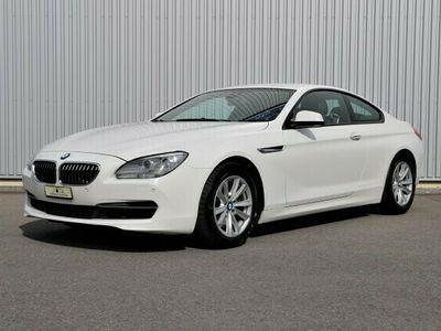 gebraucht BMW 640 6er 640d Coupé xDrive 6er d Coupé xDrive
