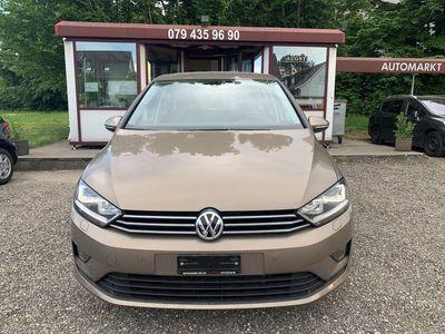 gebraucht VW Golf Sportsvan 1.2 TSI Lounge DSG