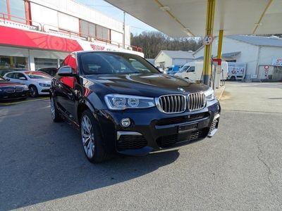 gebraucht BMW X4 M 40i Steptronic