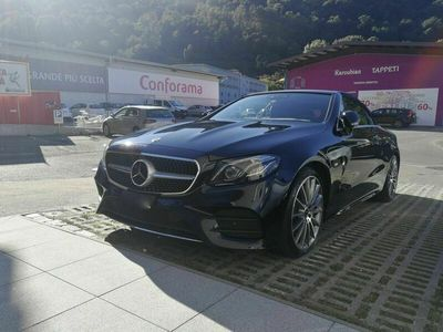 gebraucht Mercedes E350 E-Klasse E 350 Cabrio Full................. E-KlasseCabrio Full.................
