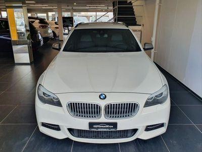 gebraucht BMW M550 d xDrive Touring Steptronic