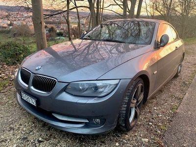 gebraucht BMW 335 Cabriolet i DSG