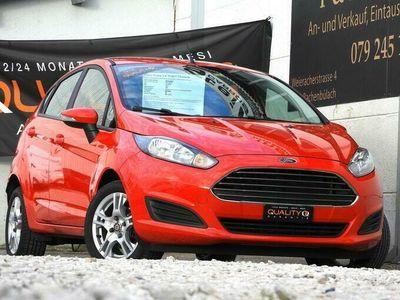 gebraucht Ford Fiesta 1.6 Ti-VCT Titanium PowerShift