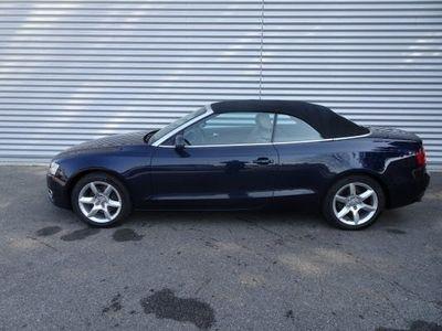 gebraucht Audi A5 Cabriolet 2.0 TFSI quatt