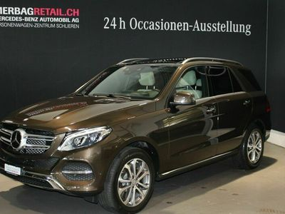 gebraucht Mercedes GLE500 GLE-KlasseExecutive 4Matic 7G-Tronic