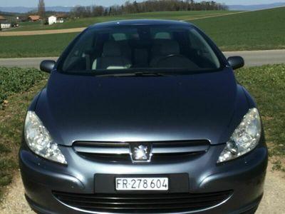 gebraucht Peugeot 307 CC 307 CC 2.0i 2.0i