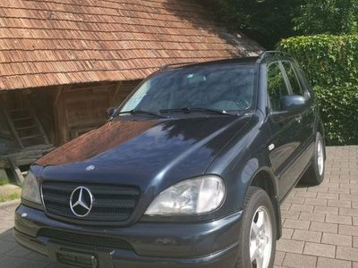 gebraucht Mercedes ML270 M-Klasse Mercedes BenzCDI Automat / 7 Plätzer / Leder