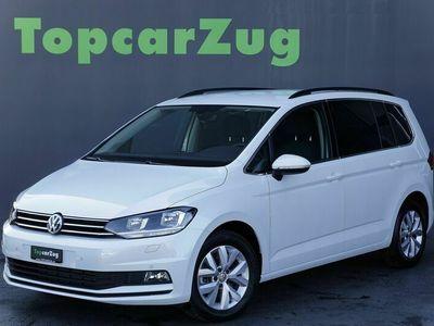 gebraucht VW Touran 2.0 TDI BMT Automat 7-Plätzer ** CH-Fahrzeug **