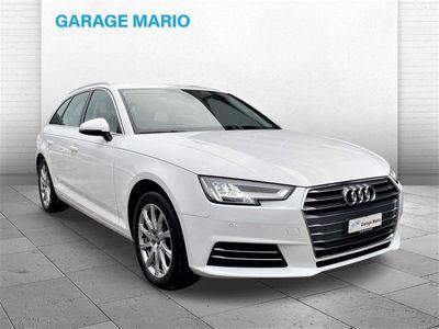 gebraucht Audi A4 Avant 2.0 TDI Sport S-tronic
