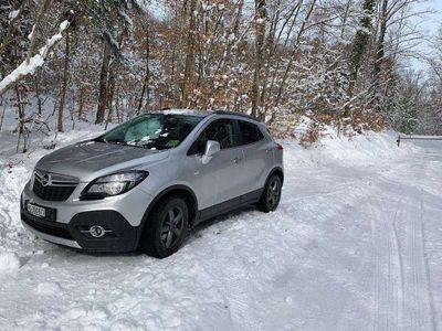 gebraucht Opel Mokka 1.7 CDTI