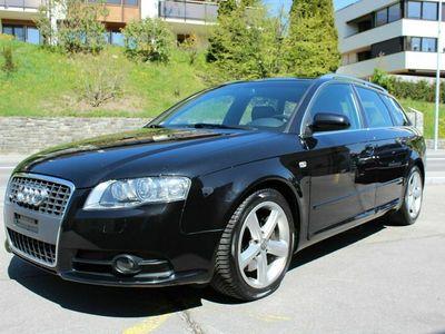 gebraucht Audi A4 A4 ***2.0T Avant Quattro S-Line B7 ab MFK***