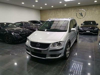 gebraucht VW Touran Cross 1.4 TSI DSG