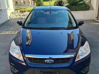 gebraucht Ford Focus 2010 MFK 16.01.2020