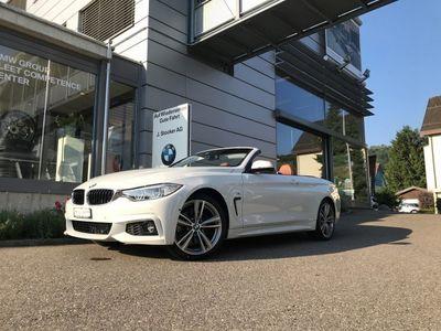 gebraucht BMW 428 i Cabriolet xDrive Steptronic