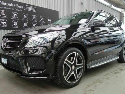 gebraucht Mercedes GLE500 GLE-Klassee 4Matic 7G-Tronic
