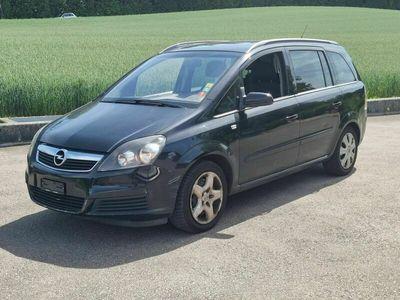 gebraucht Opel Zafira 2.2i 16V Cosmo