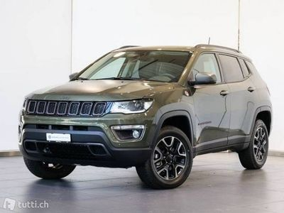 gebraucht Jeep Compass 2.0 CRD Trailhawk AWD