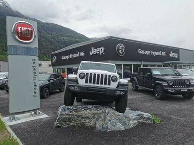 gebraucht Jeep Wrangler 2.0 PHEV Unlimited 80th Anniversary Automatic