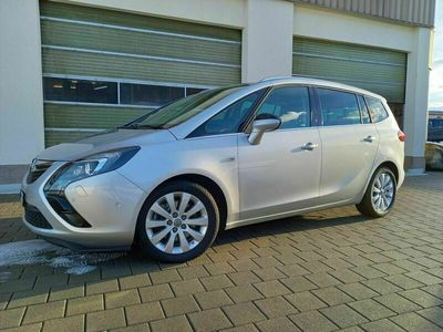 gebraucht Opel Zafira Tourer 2.0 CDTI 170 Cosmo