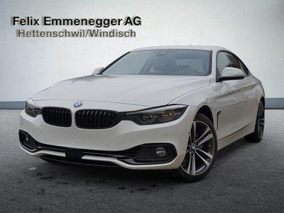 gebraucht BMW 430 i Coupé xDrive Sport