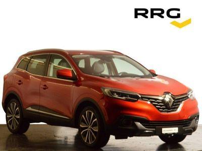 gebraucht Renault Kadjar 1.2 16V Turbo Bose