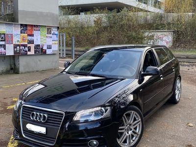 gebraucht Audi A3 Sportback 2.0 TFSI Ambition (Limousine)