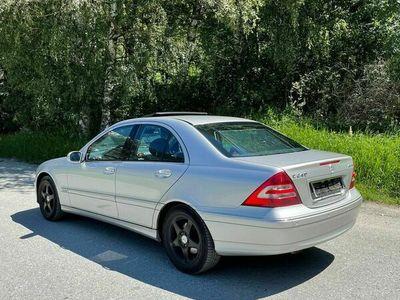 gebraucht Mercedes C240 C-Klasse Mercedes Benz4x4 ab MFK und Service