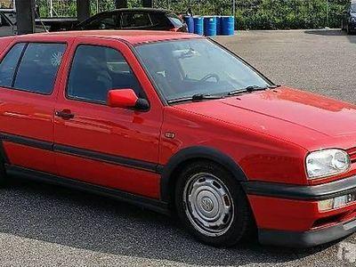 gebraucht VW Golf III GTI Jubi