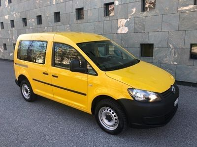 gebraucht VW Caddy 2.0 TDI 4Motion Comfortline