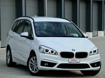 gebraucht BMW 218 Gran Tourer 2er d xDrive **7 Sitze** Steptronic