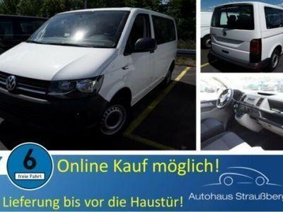 gebraucht VW T6 Kombi KR 2.0 TDI PDC Navi 9-Sitzer