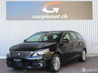 gebraucht Peugeot 308 SW 1.5 BlueHDi Allure