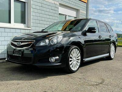gebraucht Subaru Legacy 2.0D AWD / Ab MFK / Frisch service /