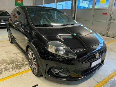 gebraucht Fiat Punto Punto 1.4 16V Turbo Abarth1.4 16V Turbo Abarth