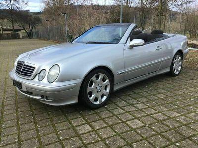 gebraucht Mercedes CLK200 Avantgarde