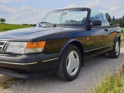 gebraucht Saab 900 Cabriolet 2.0 SE (Swiss)