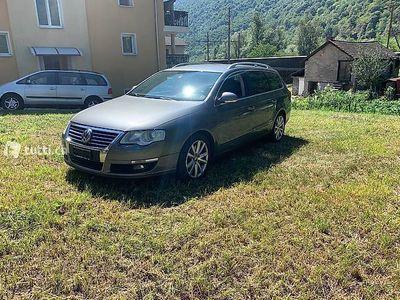 gebraucht VW Passat 4motion 3.2 v6