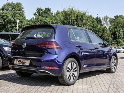 gebraucht VW Golf VII E-GOLF ACC LEDER LED NAVI KAMERA CCS!