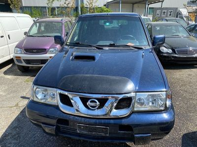 gebraucht Nissan Terrano 3.0 Di Elegance Wagon