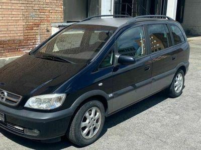 gebraucht Opel Zafira 2002 140000 km
