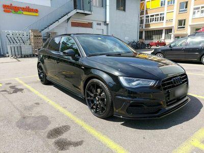 gebraucht Audi A3 Sportback S-line
