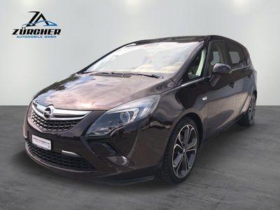 gebraucht Opel Zafira Tourer 1.4i 16V Turbo Cosmo