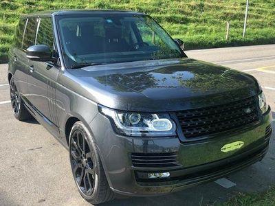 gebraucht Land Rover Range Rover 4.4 SDV8 Vogue