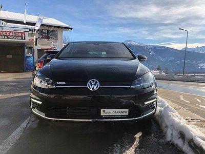 gebraucht VW Golf e-Golf