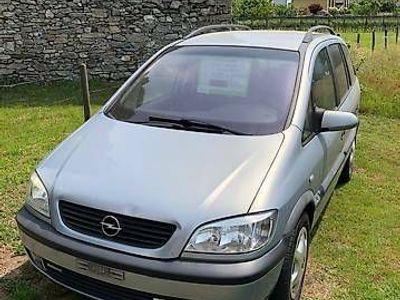 gebraucht Opel Zafira Diesel