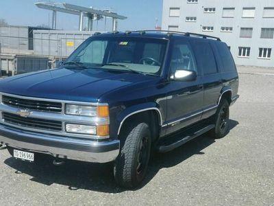 gebraucht Chevrolet Tahoe GMT 400