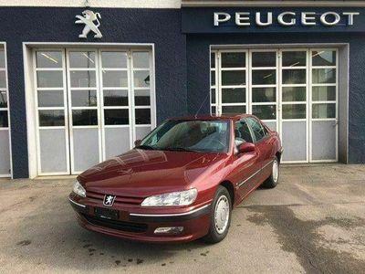 gebraucht Peugeot 406 3.0 V6 /Frisch ab MFK/