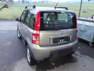 gebraucht Fiat Panda 4x4 1.3 JTD Climbing
